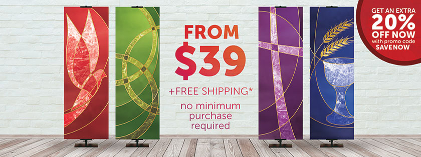 Liturgical Banners On Sale